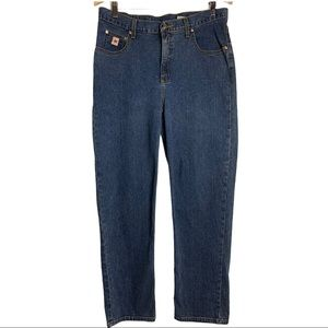 Vintage Rockies Relaxed Fit Cut#2609 Blue Jeans